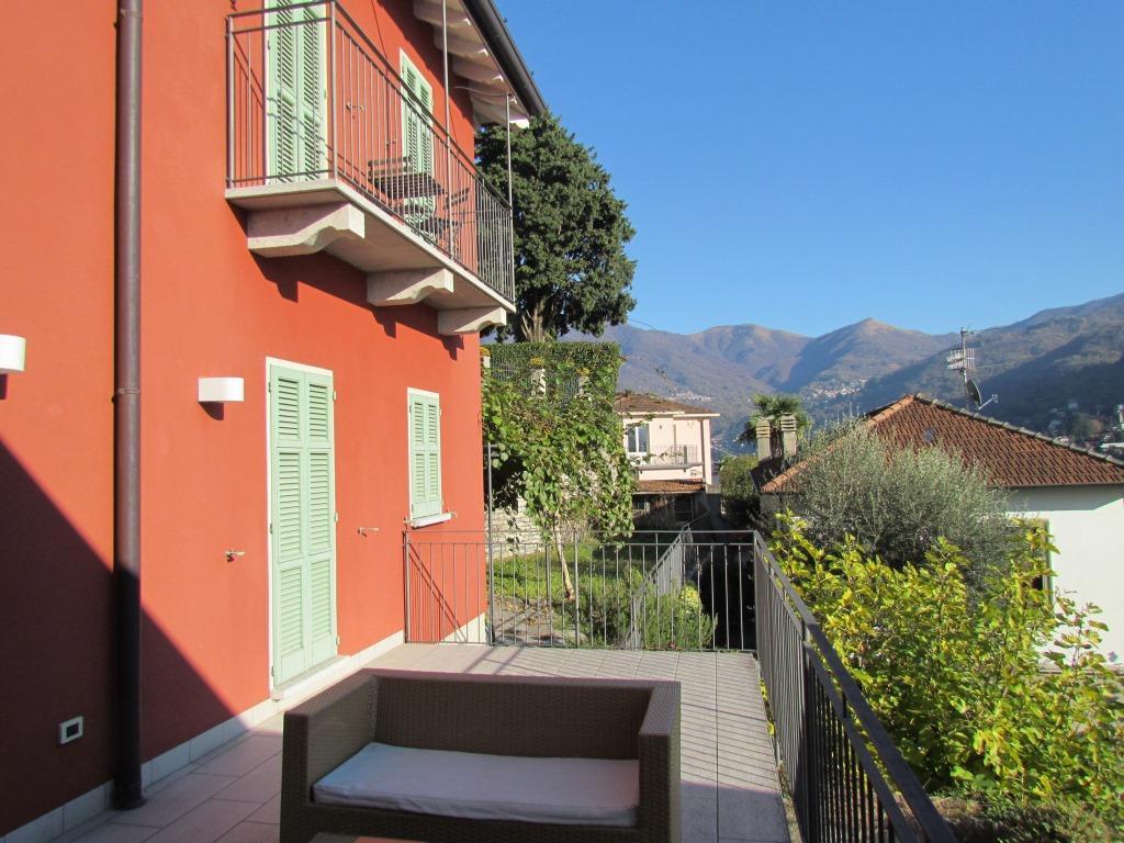 Villa Moltrasio – Lago di Como – Villa con meravigliosa vista lago