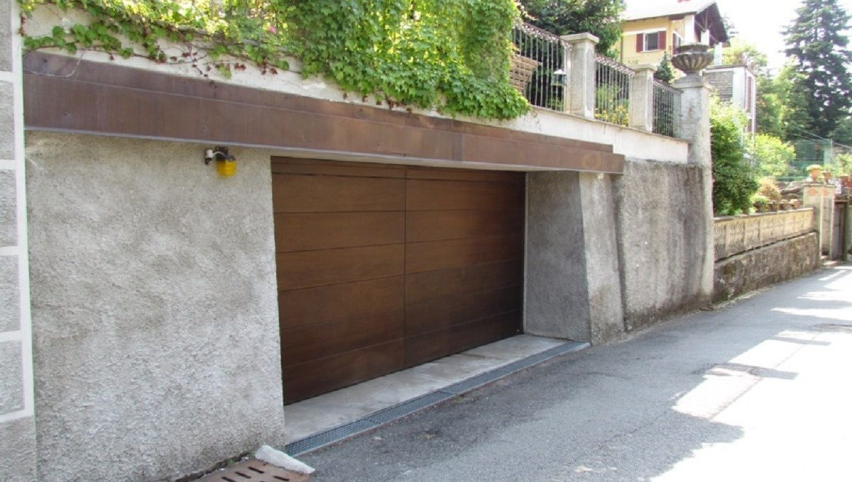 garage doppio