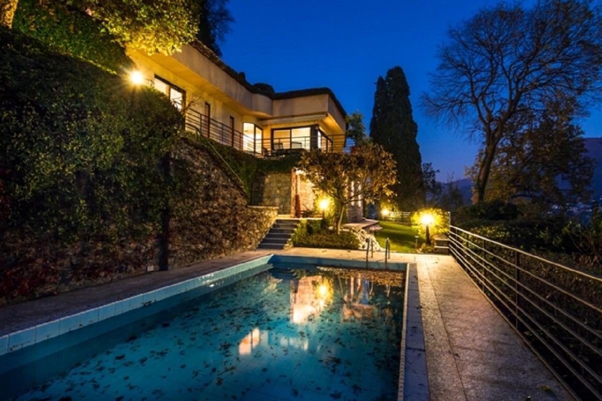 Como Villa con splendida vista