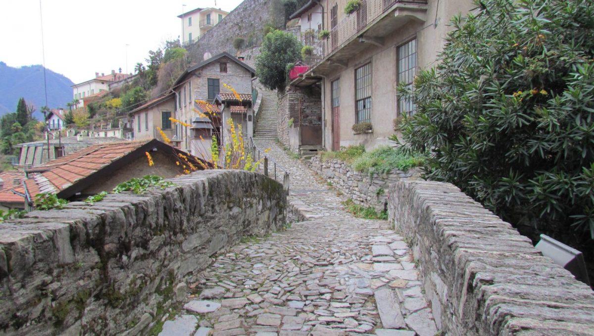 particolare del borgo