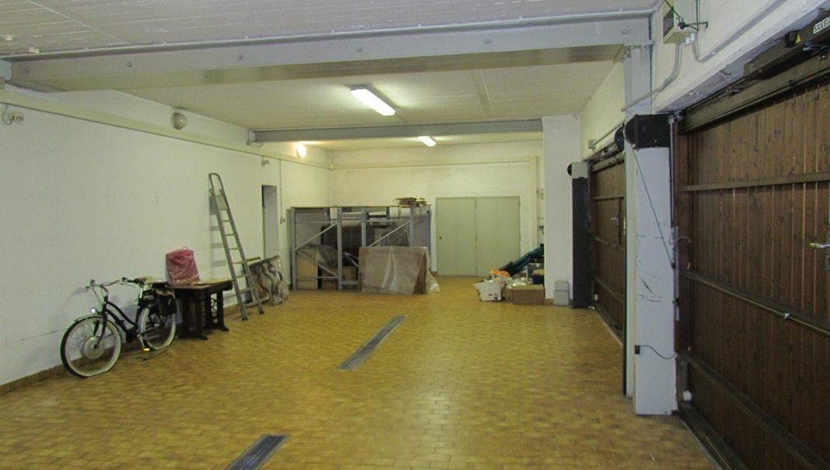 interni dei garage