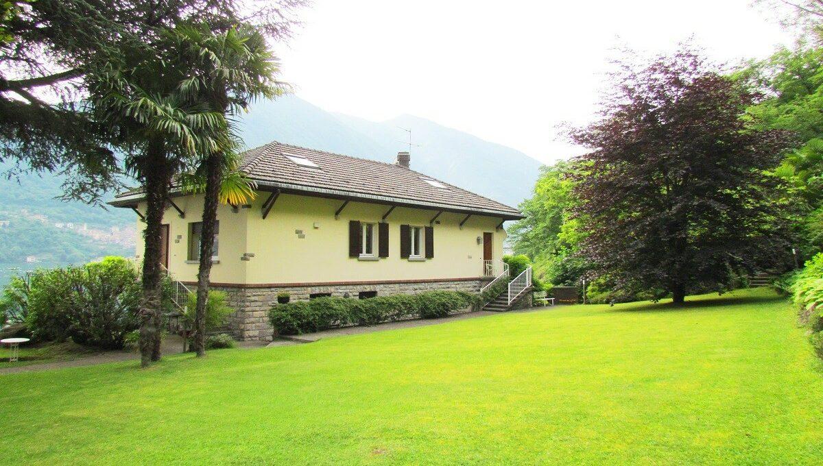 dépendance della villa a Laglio