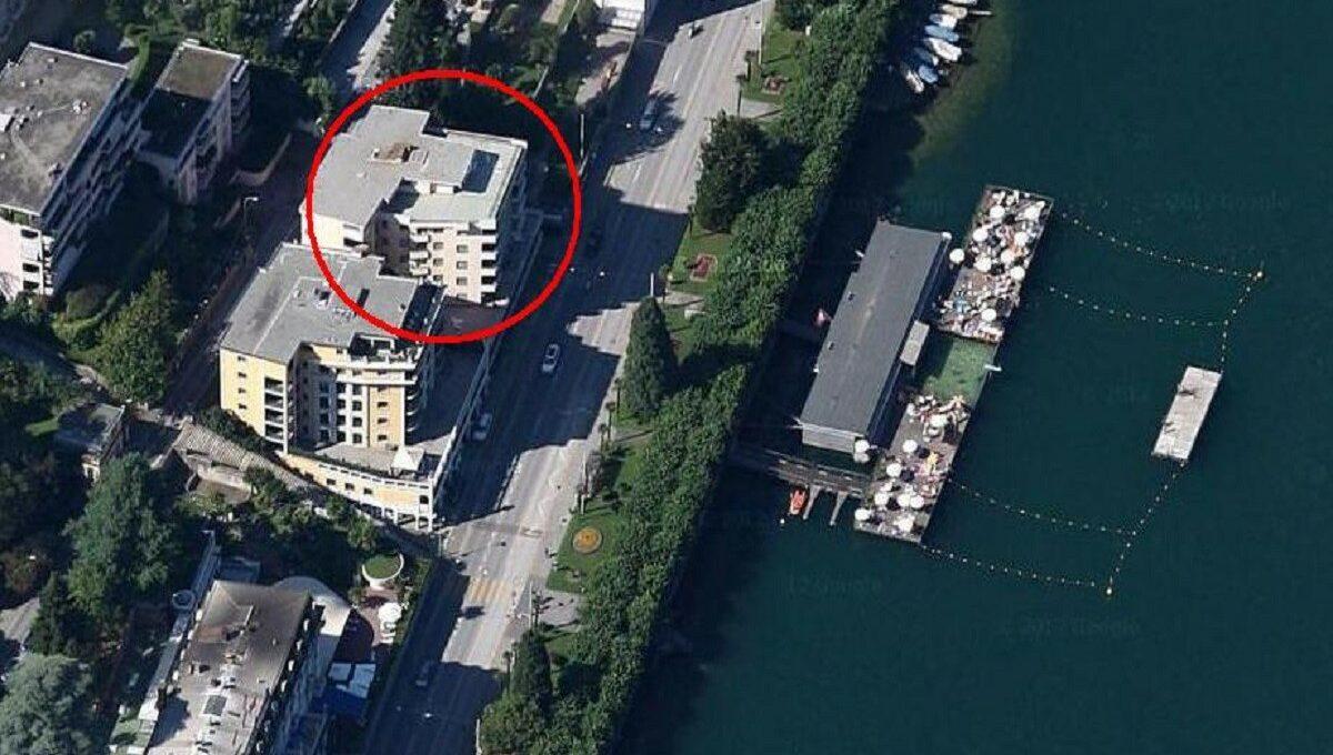 Lugano appartamento in vendita via Caccia