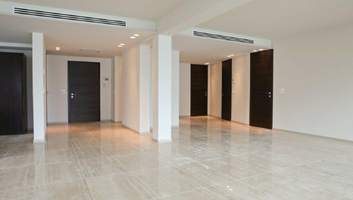 ingresso dell'appartamento
