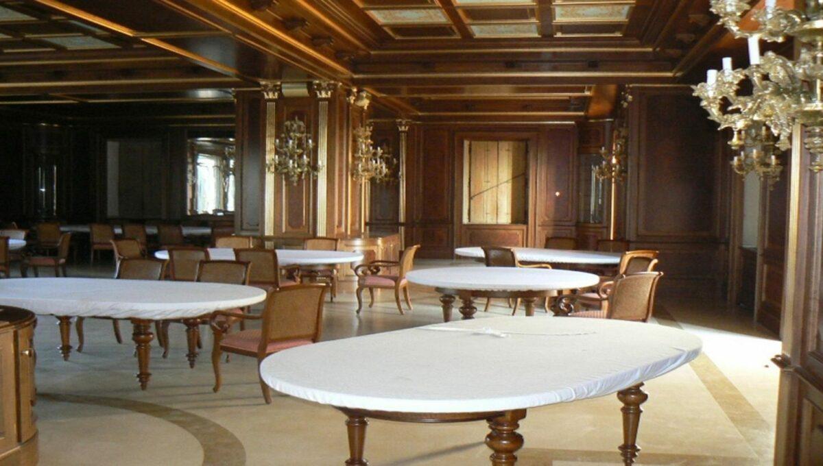 sala pranzo altro particolare