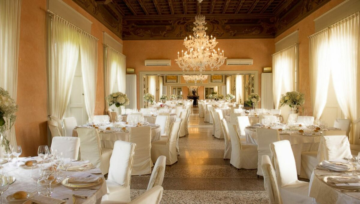 saloni per pranzi e matrimoni