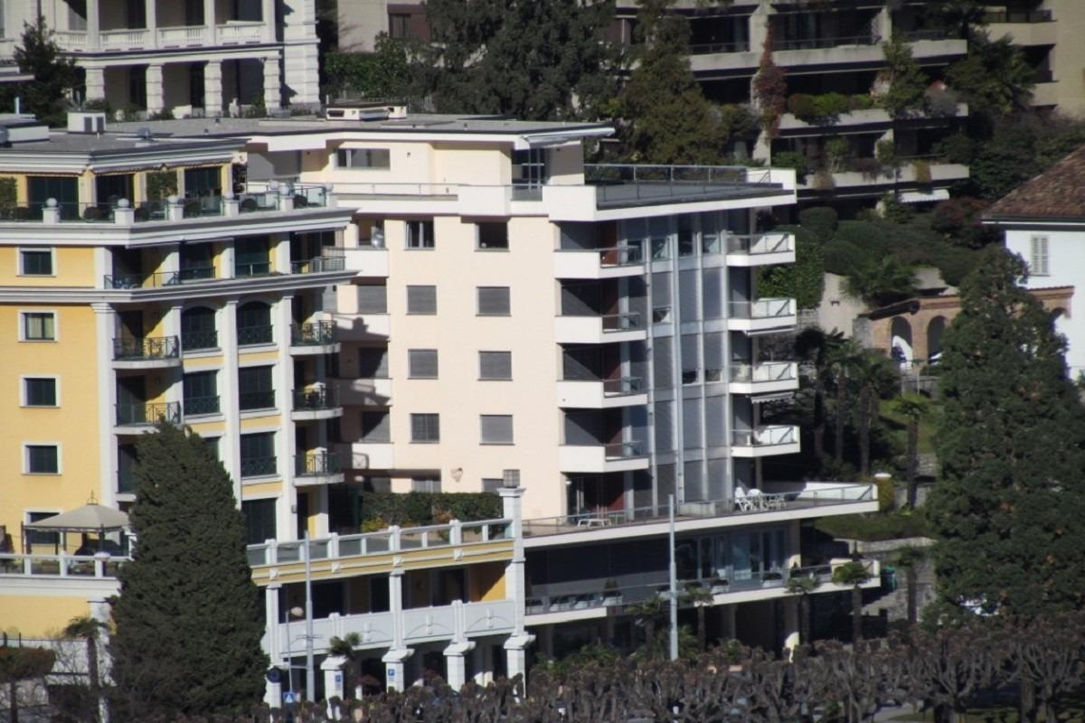 Lugano Svizzera lussuoso appartamento in vendita