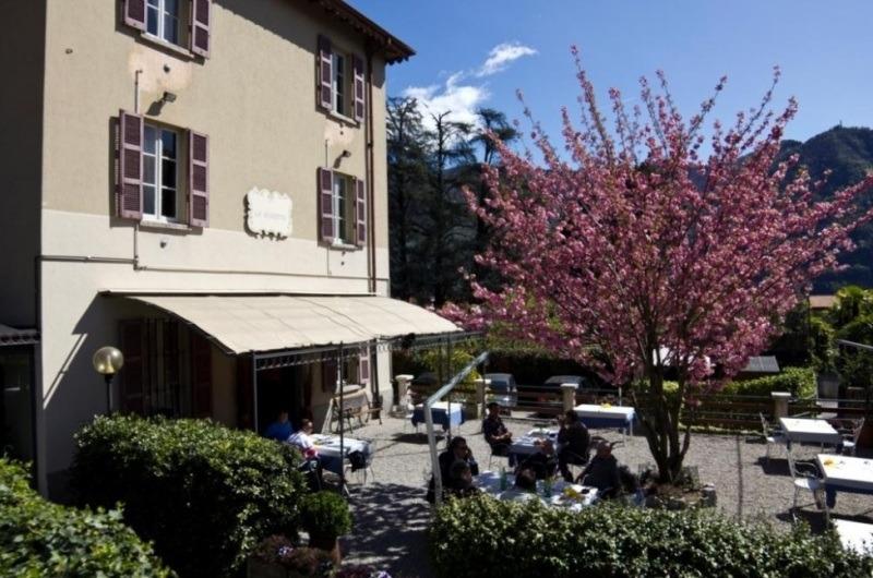 Cernobbio hotel ristorante in vendita
