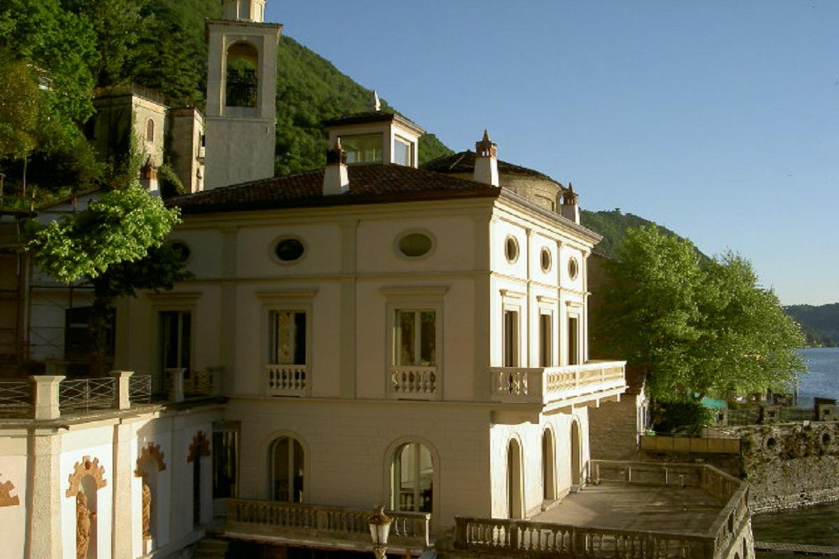 Elegante villa in affitto a Blevio