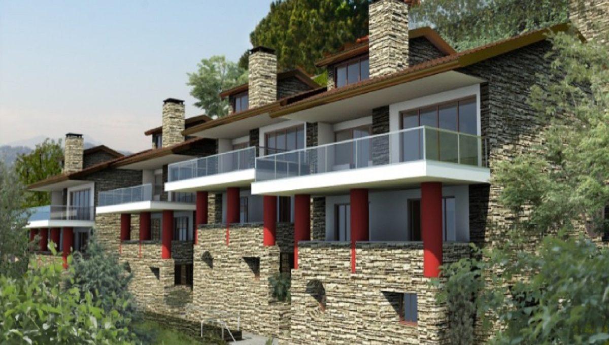 Complesso residenziale a Garzola Como