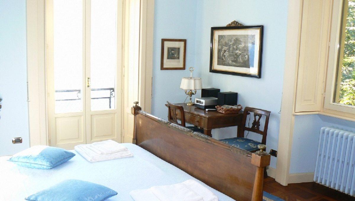 Dettaglio della camera da letto