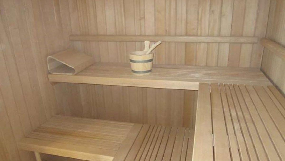 Spa comune sauna