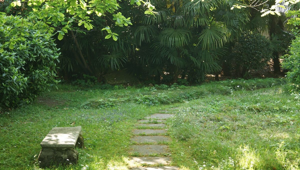 Ampio parco giardino