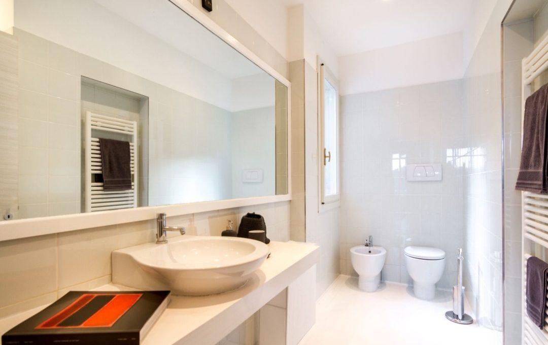 Appartamento Moltrasio Cascade bagno