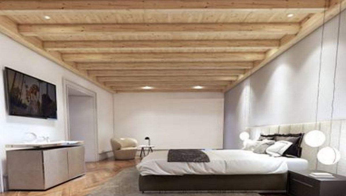 bilocale camera da letto