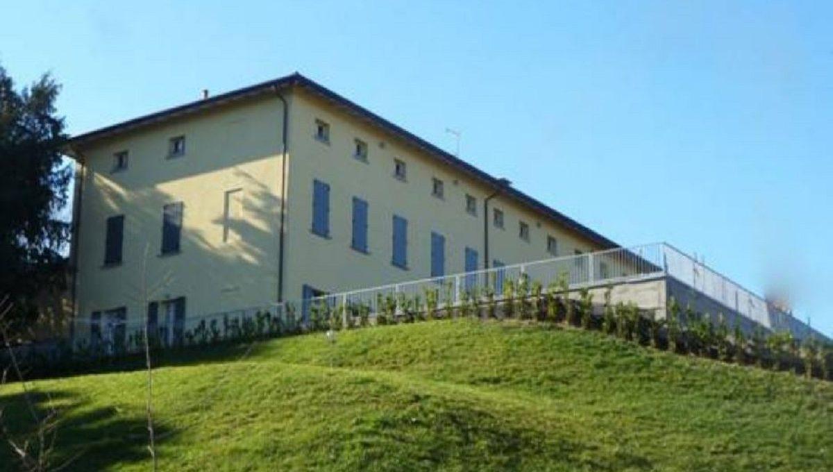 esterno della proprietà a Montano Lucino