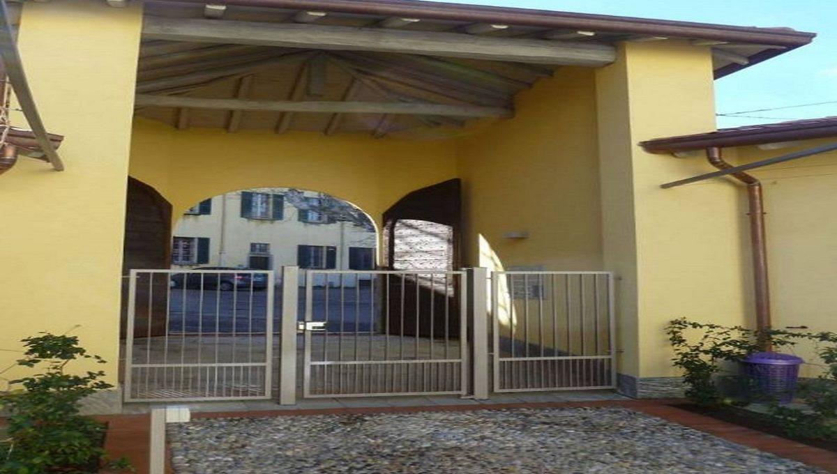 ingresso della proprietà