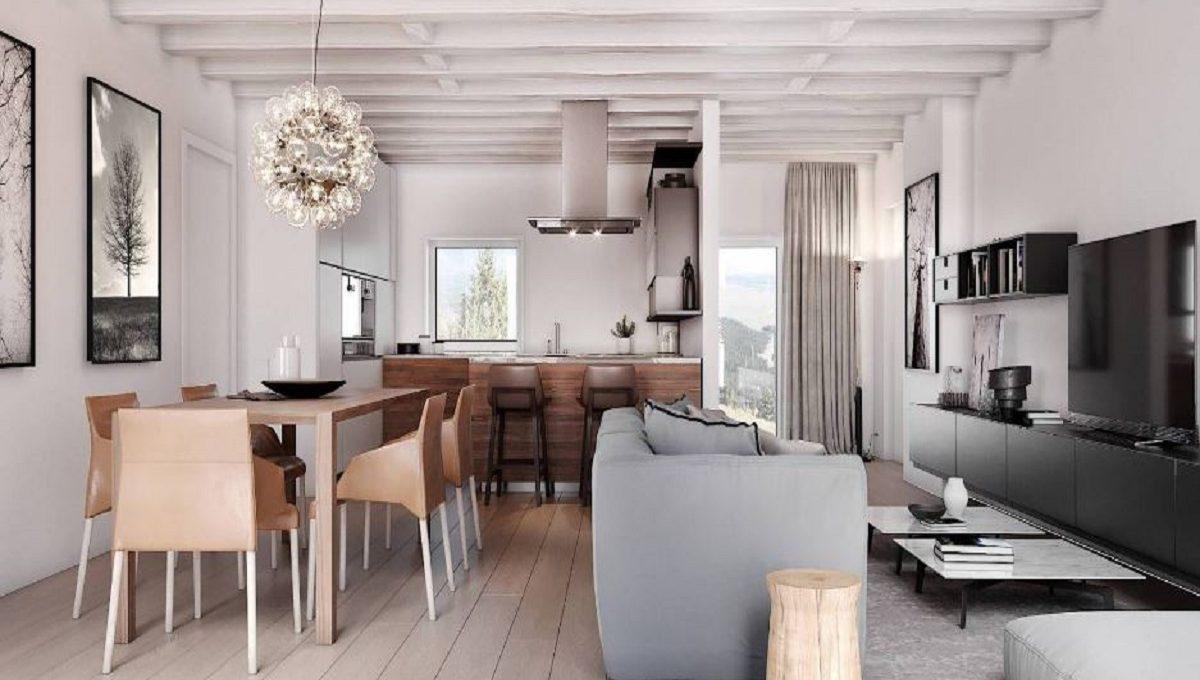 quadrilocale openspace soggiorno cucina