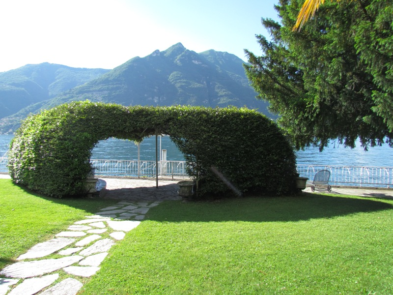 giardino a lago