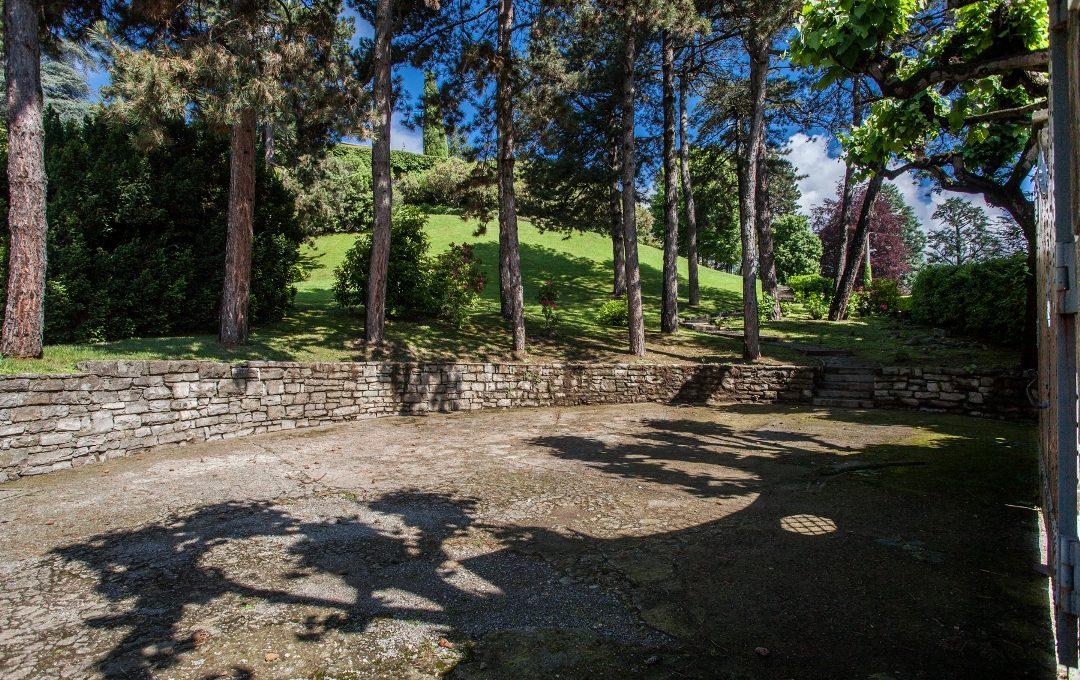 alteregostudio foto giardino della villa