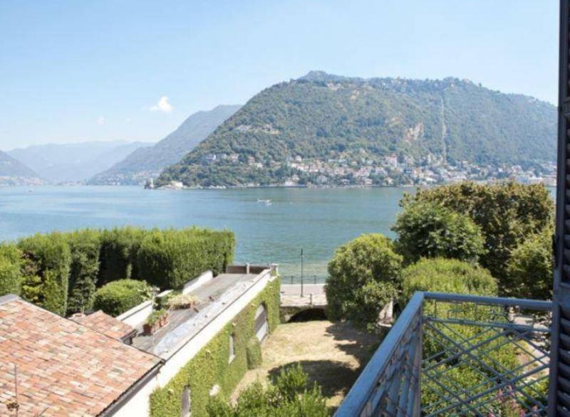 Appartamento in villa al Lago Como