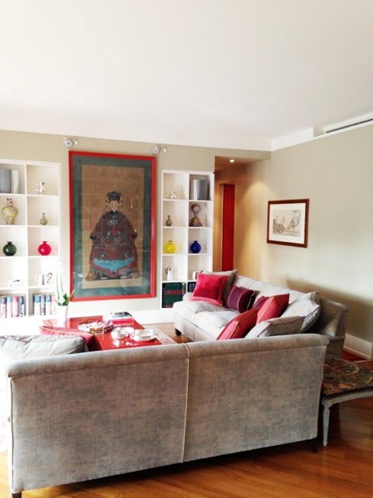 Milano zona San Siro elegante ampio appartamento
