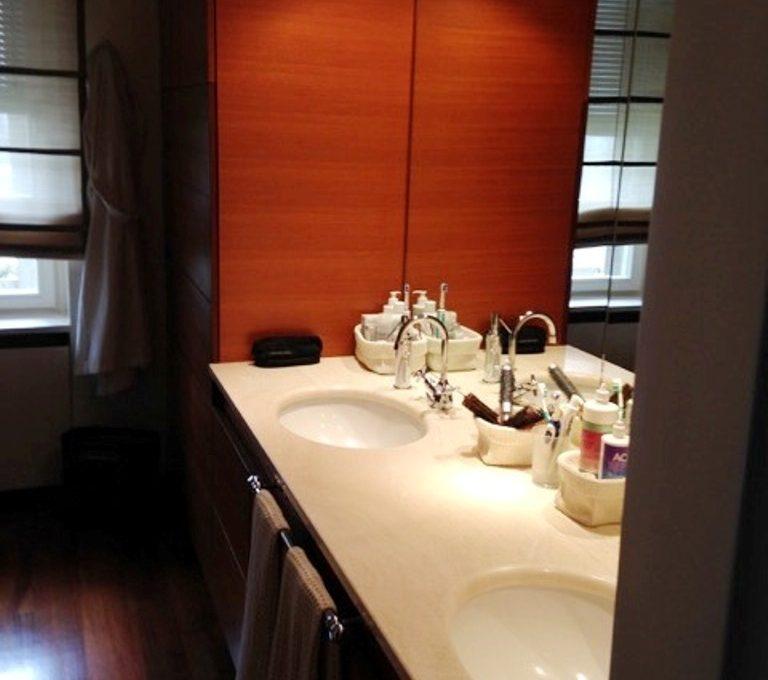 Milano zona San Siro elegante ampio appartamento (1)
