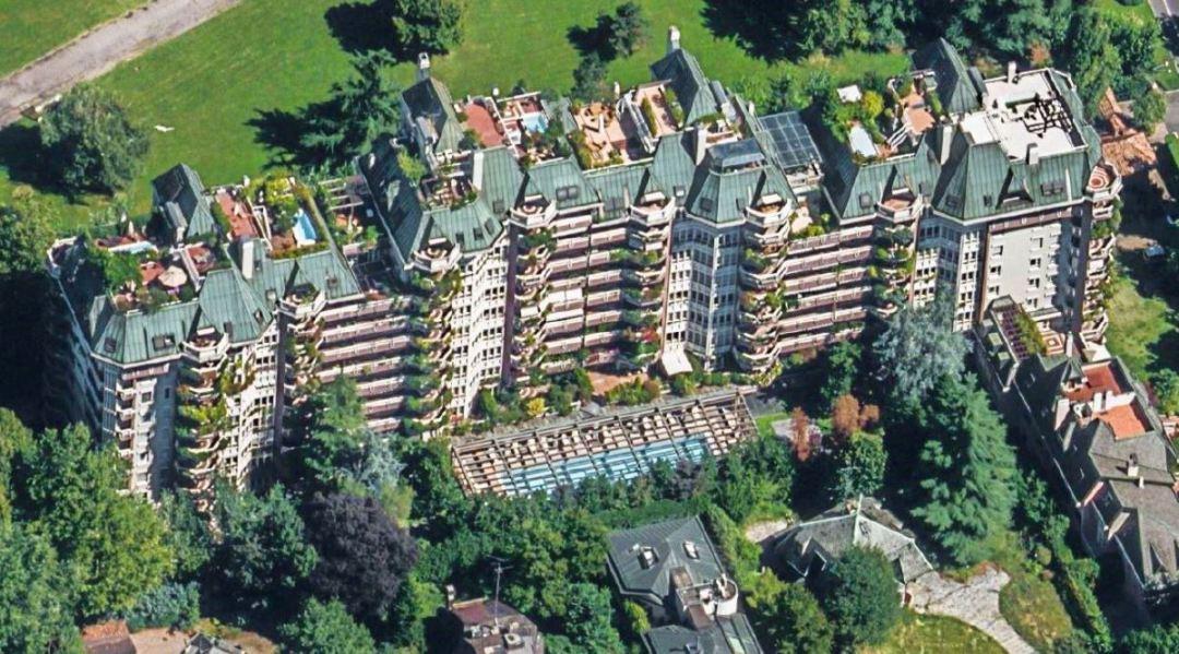 Milano zona San Siro elegante ampio appartamento (11)