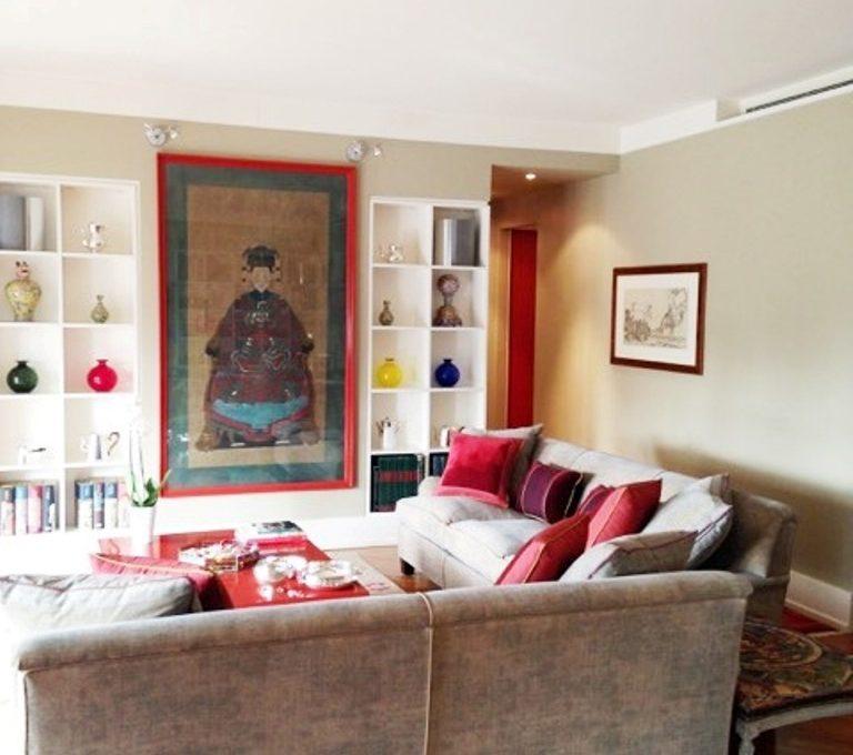 Milano zona San Siro elegante ampio appartamento (12)