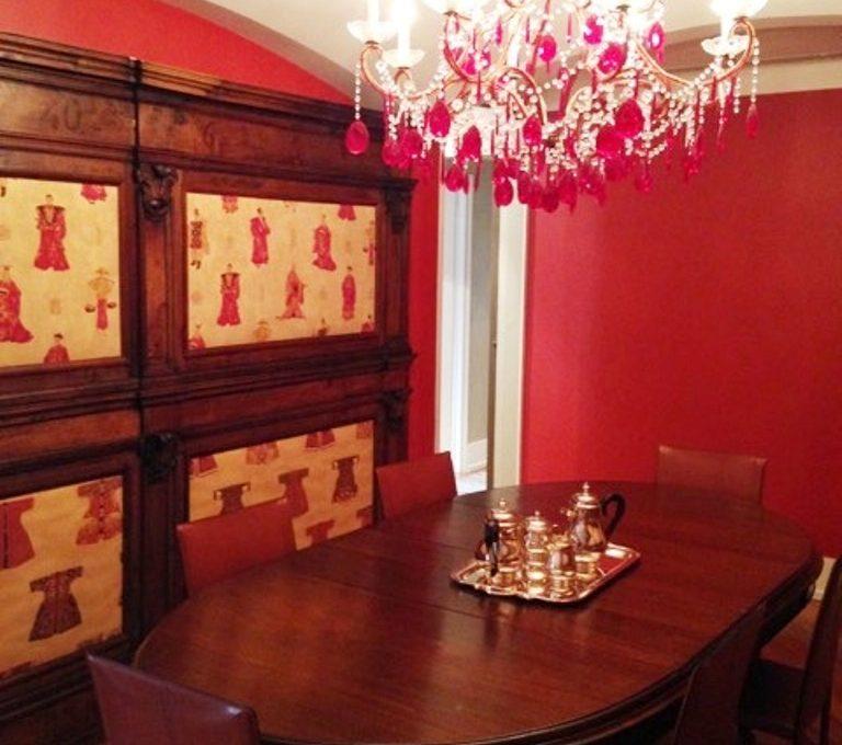 Milano zona San Siro elegante ampio appartamento (21)