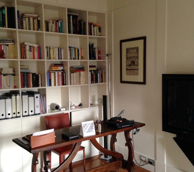 Milano zona San Siro elegante ampio appartamento (22)