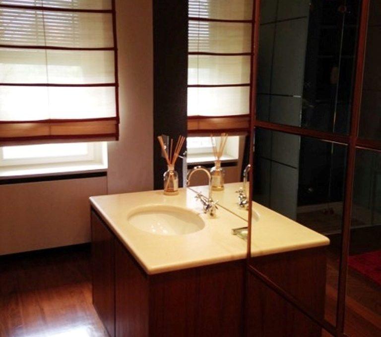 Milano zona San Siro elegante ampio appartamento (24)