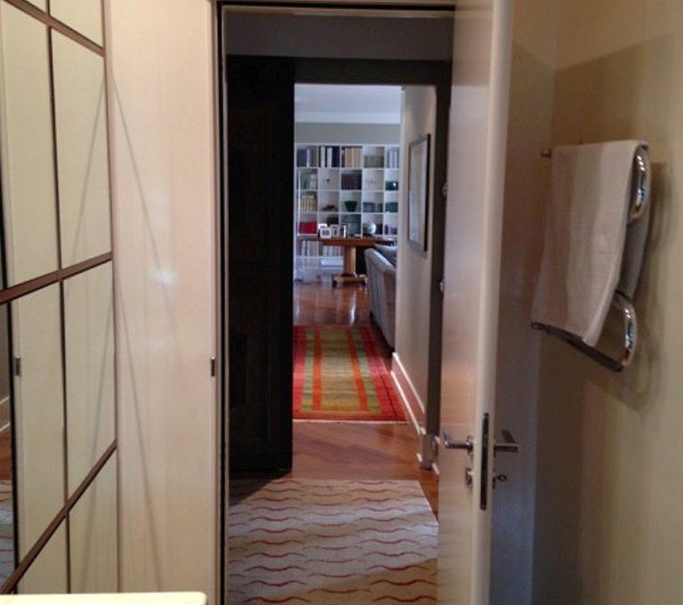 Milano zona San Siro elegante ampio appartamento (26)
