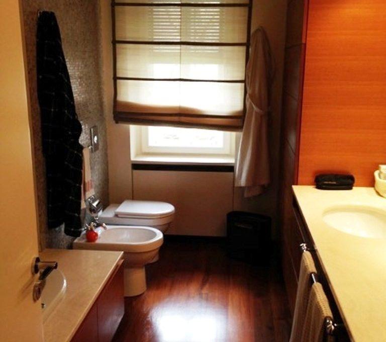 Milano zona San Siro elegante ampio appartamento (29)