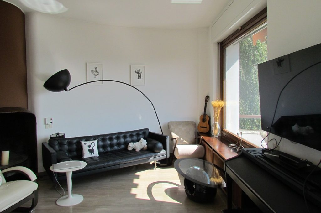 angolo salotto soggiorno