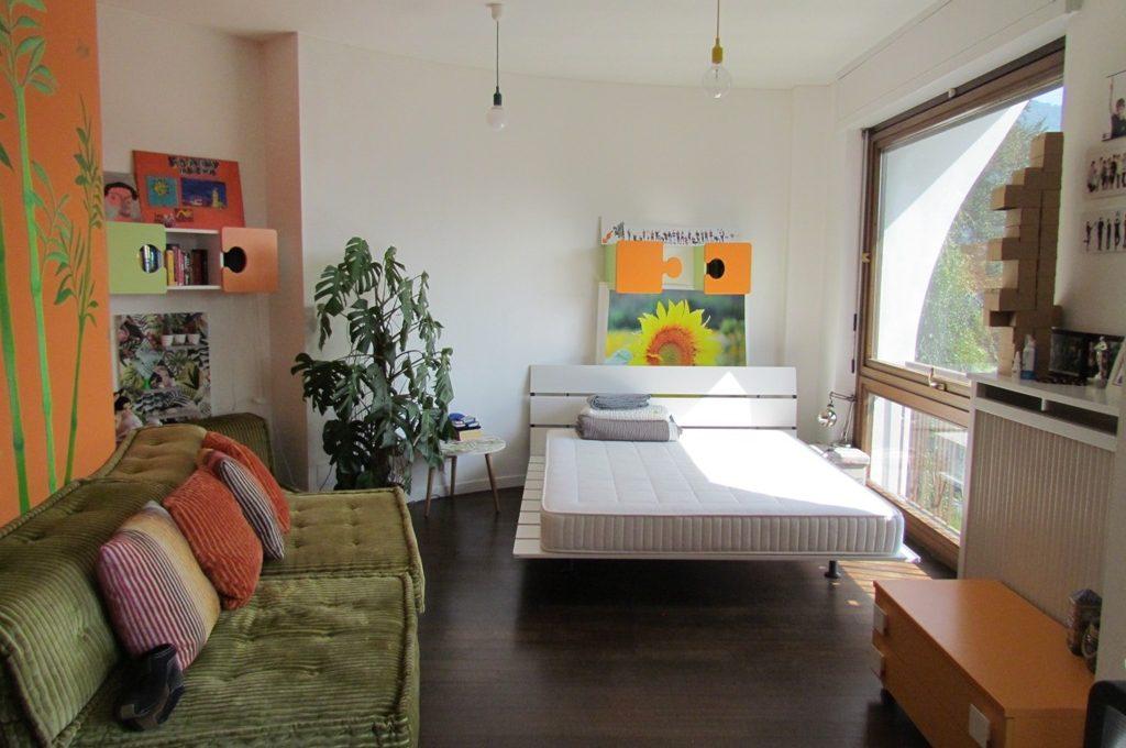 camera da letto secondo piano