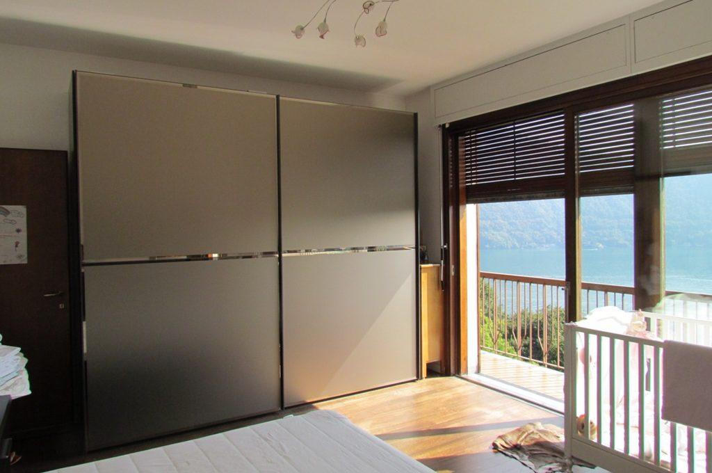 Cernobbio villa in affitto: camera matrimoniale