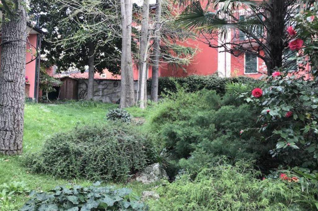 giardino particolare