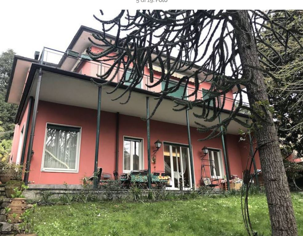 Como villa in vendita