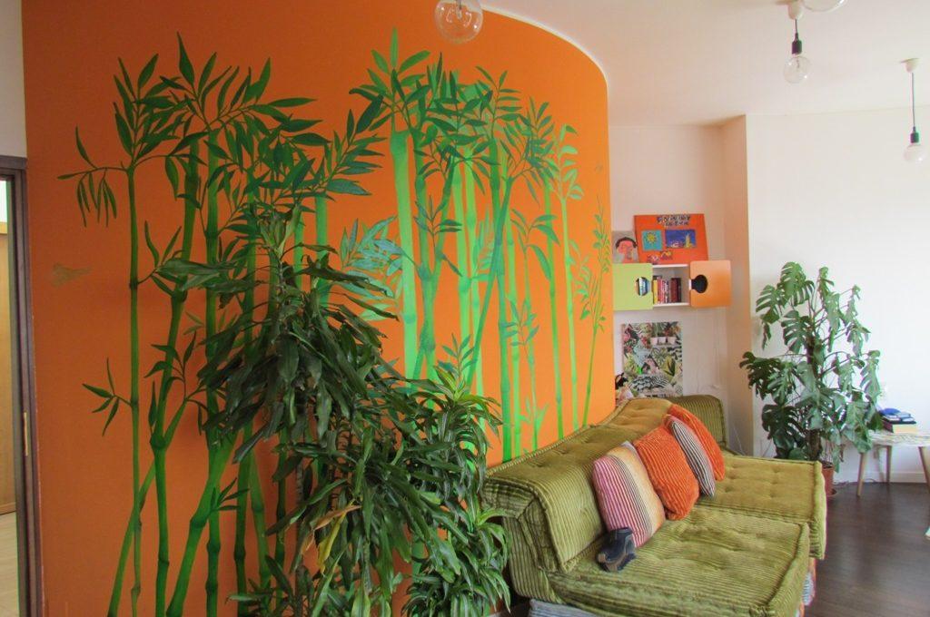parete della camera