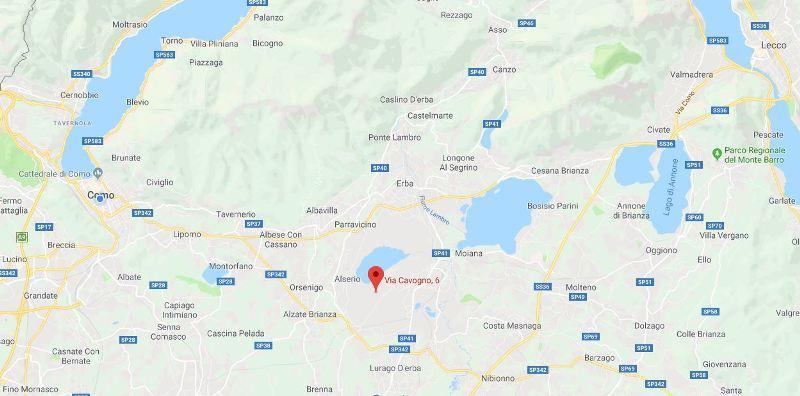 Prestigiosa proprietà in vendita in Brianza - lago di Alserio
