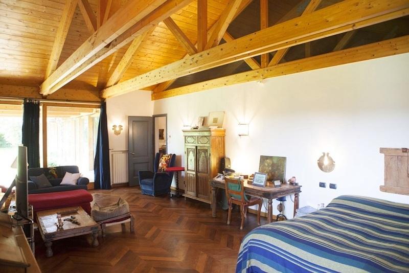 Tenuta sul lago di Alserio: le camere