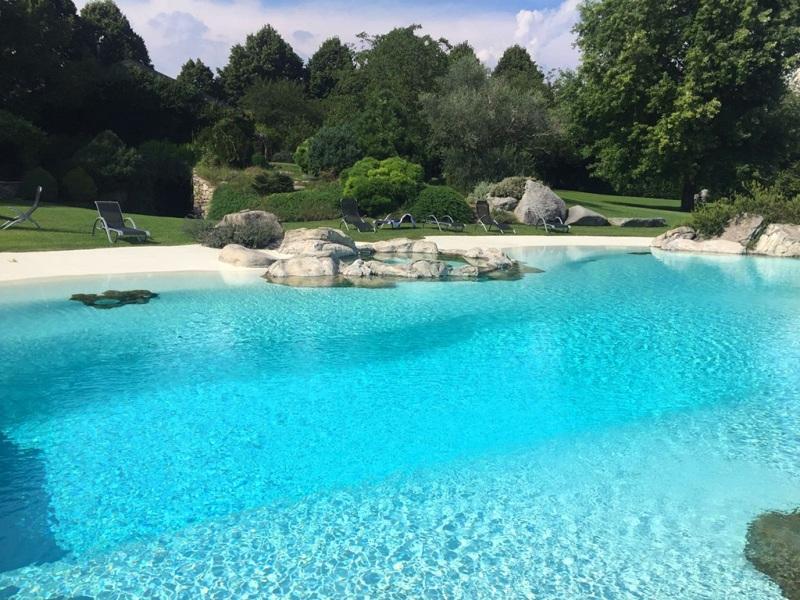 Prestigiosa proprietà in vendita in Brianza - lago di Alserio il laghetto