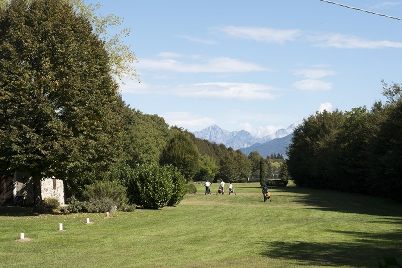 Tenuta sul lago di Alserio campo da golf