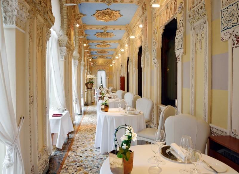 Hotel Relaix & Chateux Villa Crespi ristorante stellato Guida Michelin