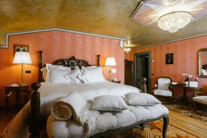 Hotel Relaix & Chateux Villa Crespi - camera