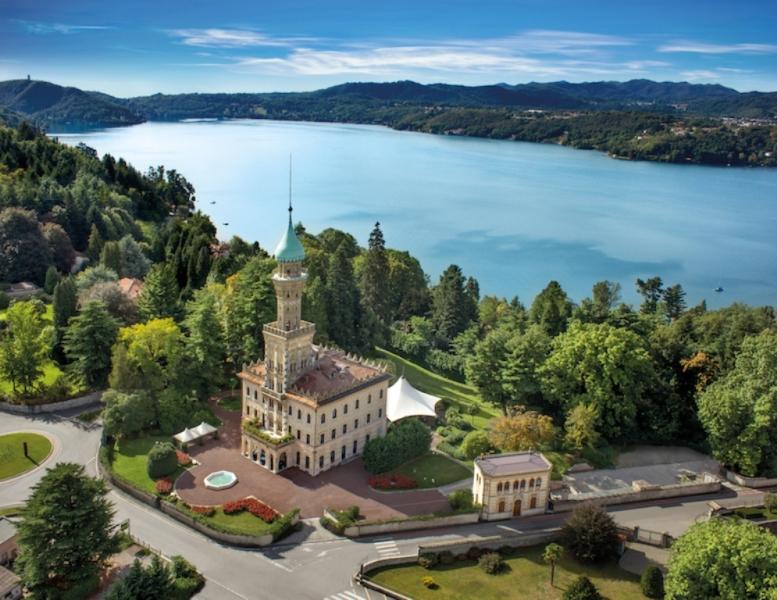 ORTA SAN GIULIO – HOTEL RELAIS & CHATEAUX VILLA CRESPI