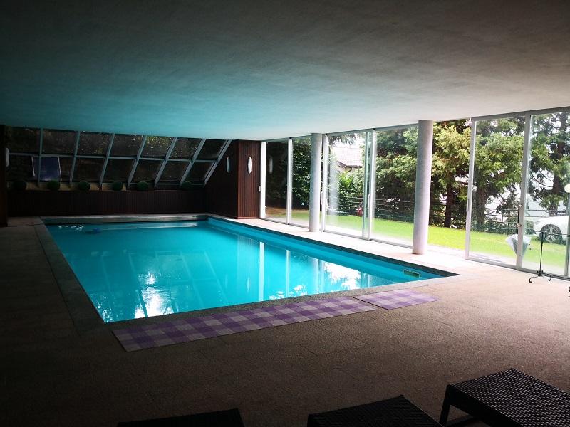 piscina villa in vendita a sanfedele intelvi