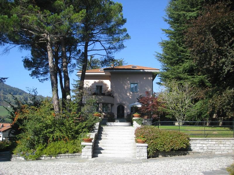Stupenda vilal Lago di Como san Fedele Intelvi
