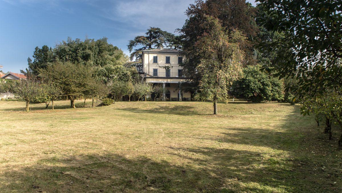 Casnate con Bernate Como splendida Villa affitto